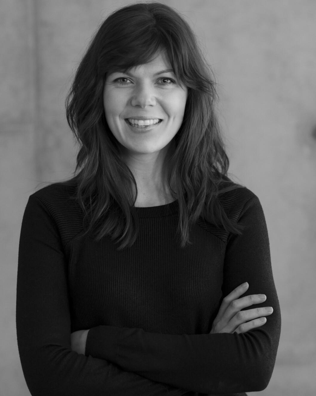 Prosjektleder Anna Andresen er optimistisk i forhold til nye Sjøen for alle.