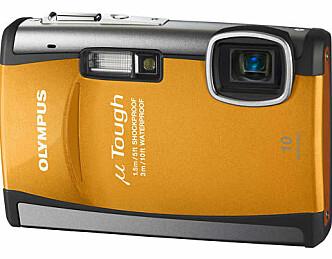 Kameraer uten vannskrekk