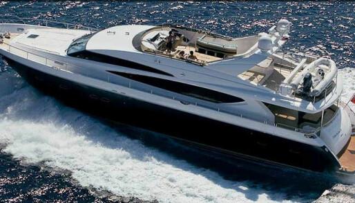 «Time Bandit»: Norges råeste charterbåt?