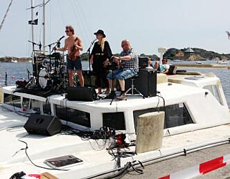 Sommer, sol og piratliv