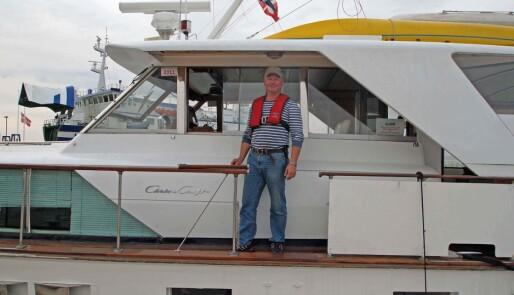 Skipper Arnulf på tur igjen