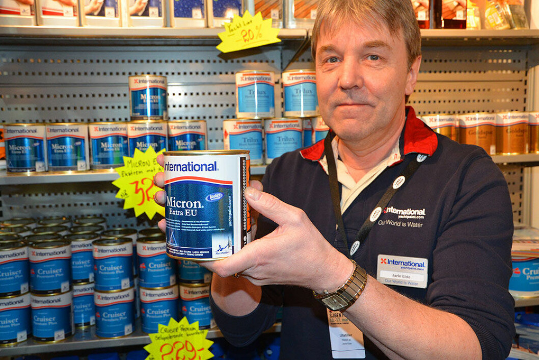 Ny biocidforskrift i Norge