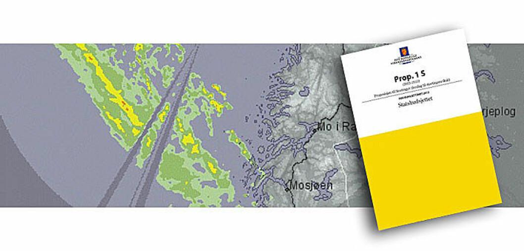 Statsbudsjettet: Grønt lys for værradar i Sømna