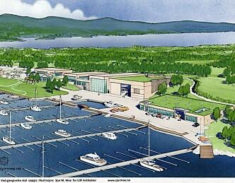 Bygger fjordens flotteste marina