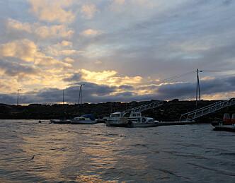 Solen lyser igjen over Gamvik