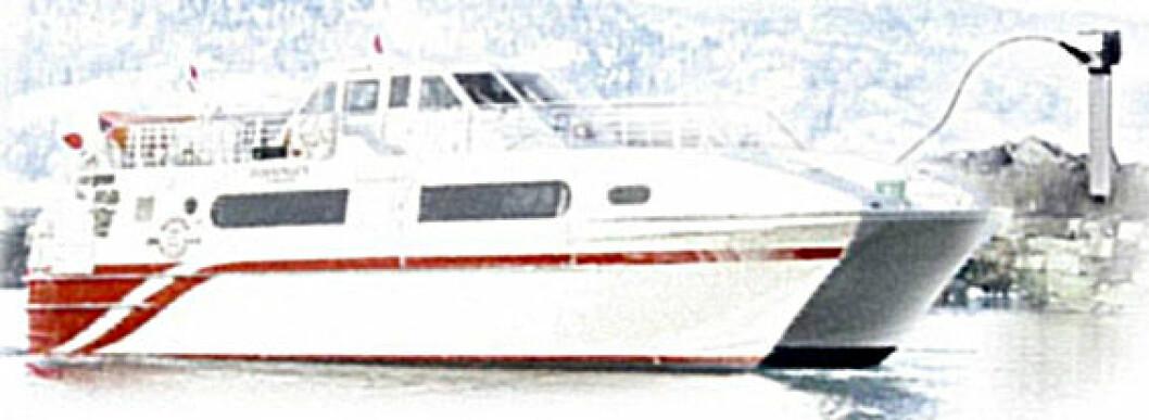 Planlegger verdens første el-hurtigbåt