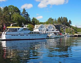 Skipper Arnulf måtte til Vestlandet for å finne sommeren