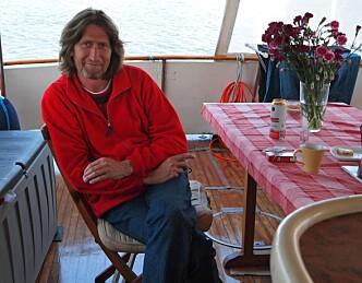 Sommerkysten med Arnulf og Antares