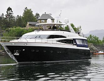 Storkonkurs ryster båt-Norge