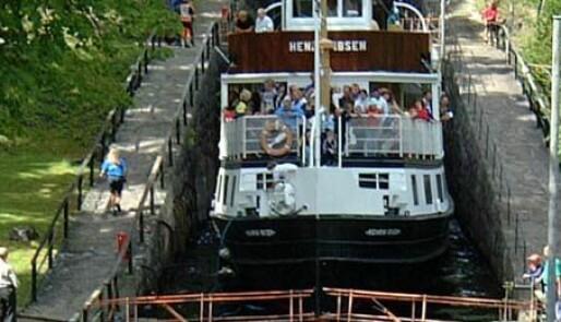 Båtliv setter sjøbein på Telemarkskanalen