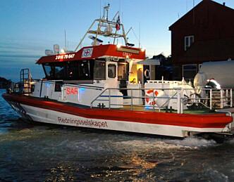 «RS 147» tjuvstarter tjenesten i Arendal