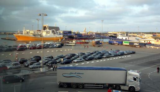Litauer pågrepet med 18 båtmotorer