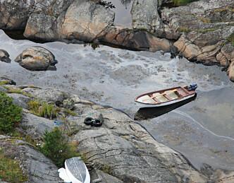 Oljesølet: Gratis vask av småbåter