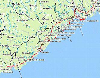 Oljesølet: Småbåteiere tar seg til rette