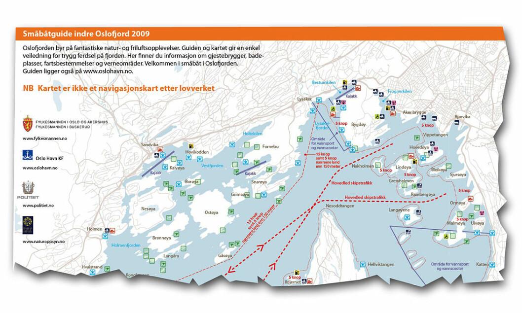 Last ned gratis guide til indre Oslofjord