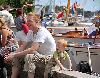 Barnas Trebåtfestival i Risør