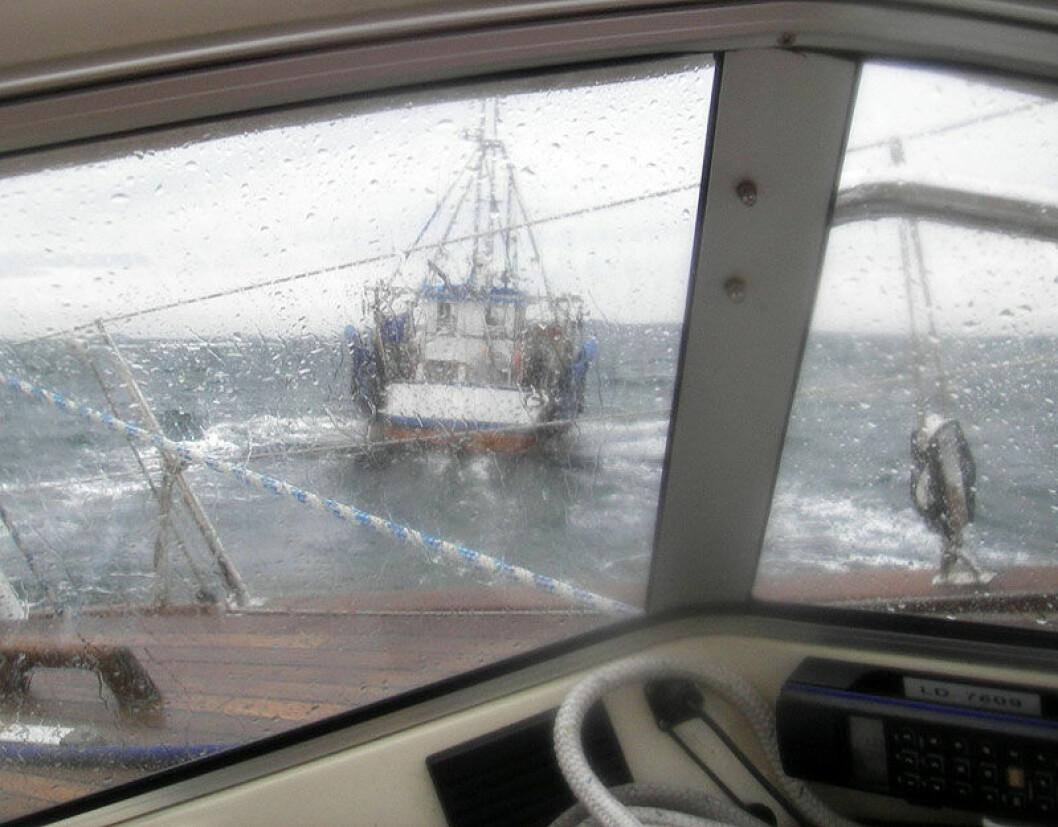 Ingen fiskere druknet i 2008