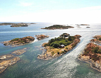 Skjærgårdsparadiset glapp for Grimstad kommune