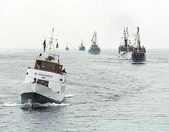 Nordsteam 2008 åpner i Stavanger