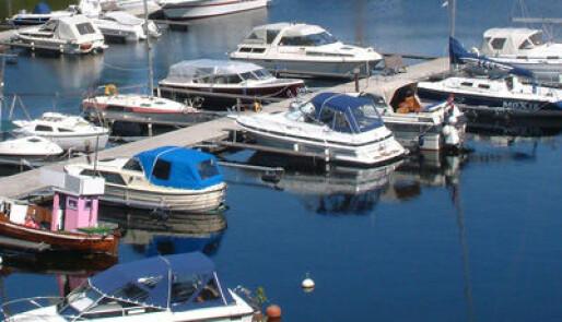 Havnesjef uten båtplass