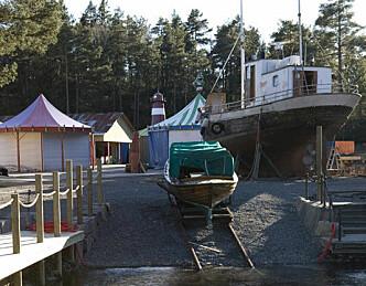 Skipskirkegård i Kristiansand