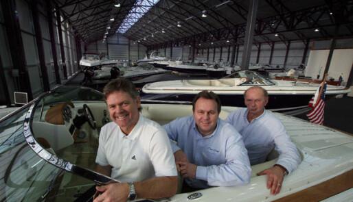 2500 kvadratmeter båtmesse hele året