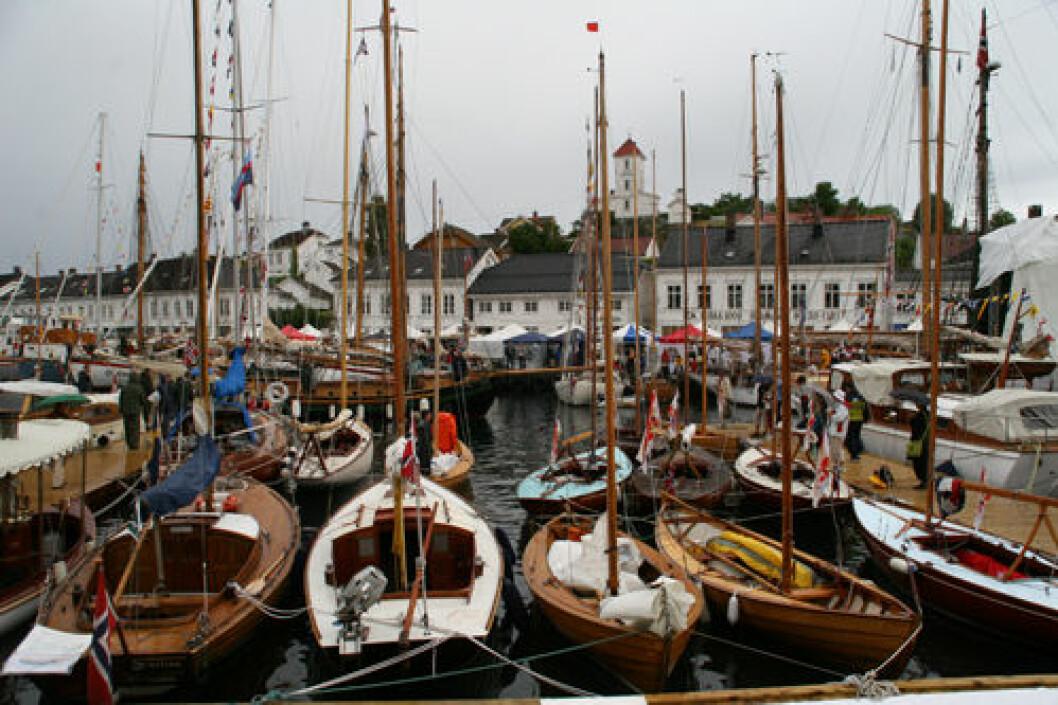 Flere båter enn noen gang