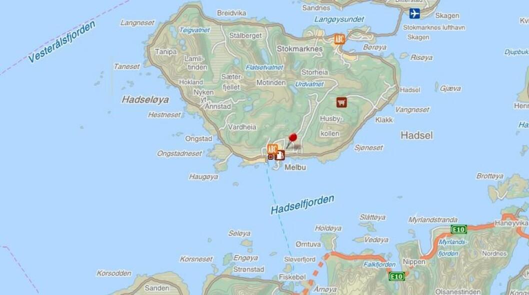 Fire funnet omkommet etter fritidsbåtforlis i Nordland