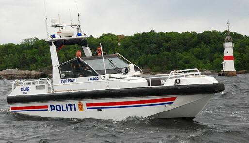 Bøtelagt for manglende båtførerbevis