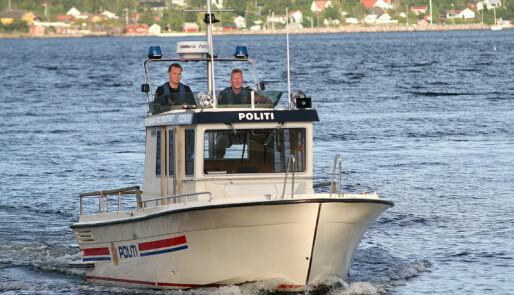Båtsyndere i sommersol