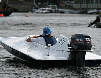 Vil lære ungdom båtvett