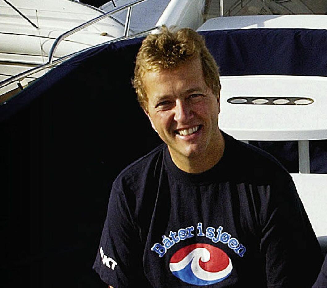 Sandvika. Båtmessen