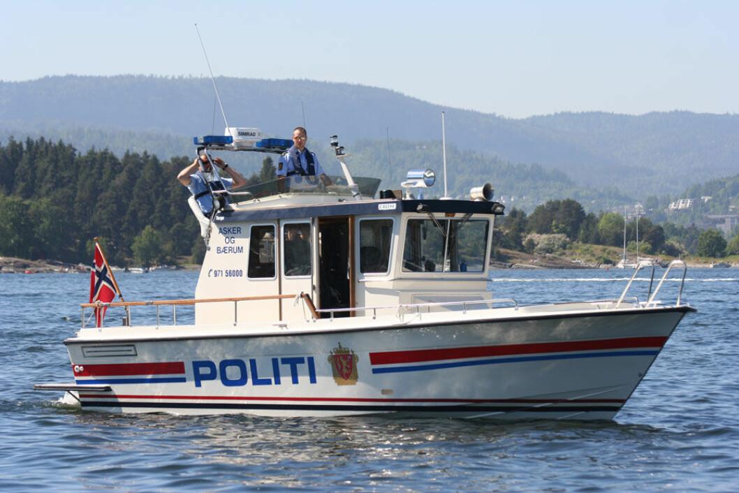 Aksjon mot båtfyll i Østfold