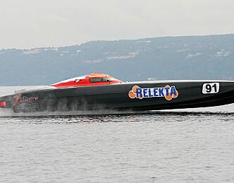 «Relekta» snuste på verdensrekorden
