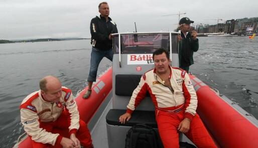 Ny millionær skal styre Jotunbåten