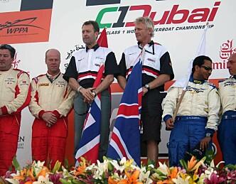 Sterk norsk åpning i Dubai