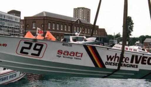 Tre norske båter i verdens tøffeste offshorerace