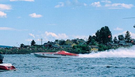 Båtracet i Oslo starter miljø-samarbeid