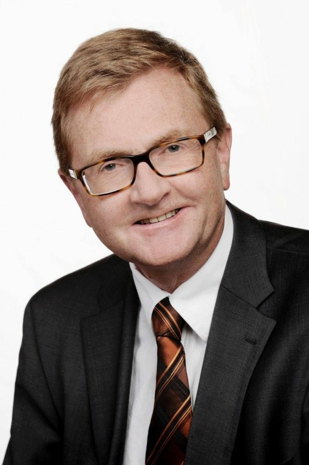 Advokat Fredrik Bie er bostyrer for konkursboet til Johs. Lunde.