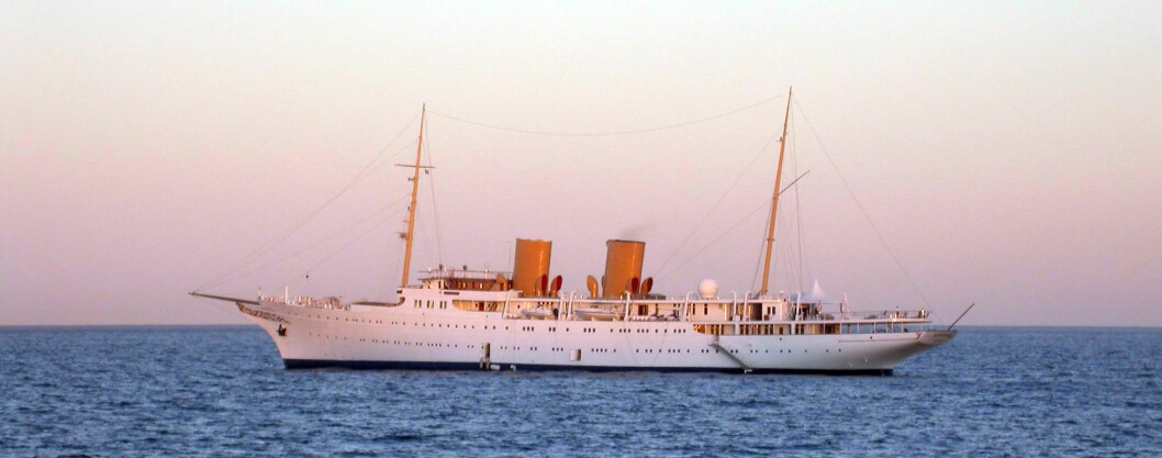 Statseid yacht ble brukt som bordell