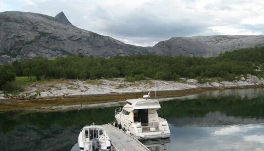 På langtur til Lofoten