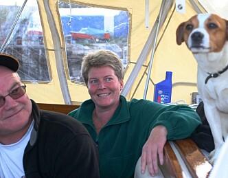 Svensker med båtplass i Norge