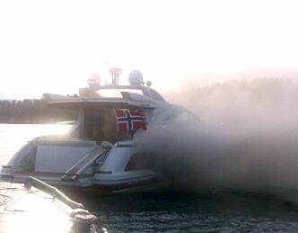 Ble nektet erstatning etter båtbrann