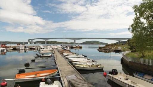Oslofjorden kan få gigantbru