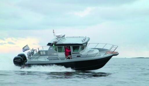 Nord Star 26 Outboard: Ny bensinversjon fra Nord Star