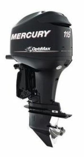 Mercury OptiMax 115 ELPT