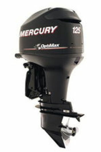 Mercury OptiMax 125 ELPT
