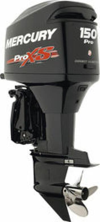 Mercury OptiMax 150 Pro