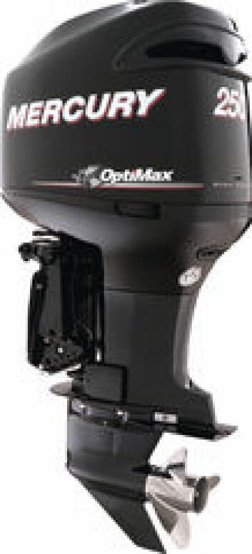 Mercury OptiMax 250