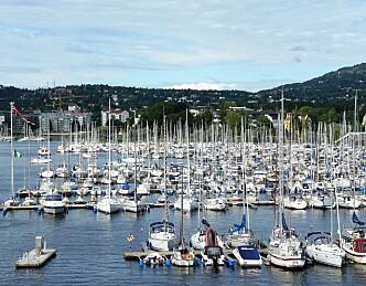 Lover flere båtplasser i Oslofjorden